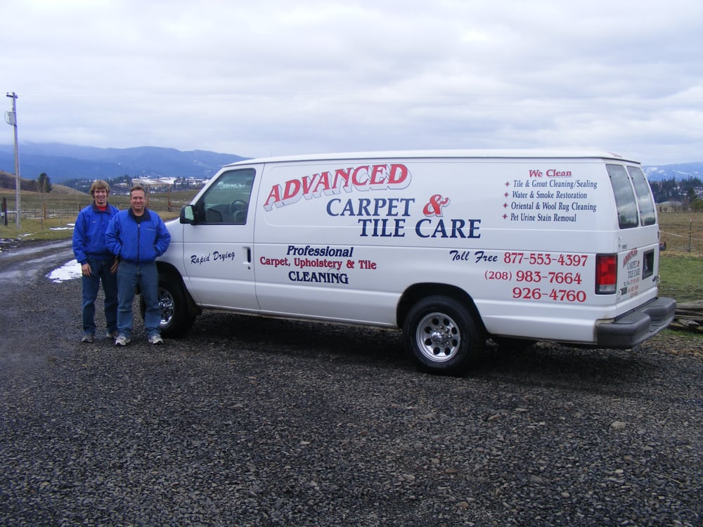 Advanced Carpet & Tile Care: Grangeville, ID