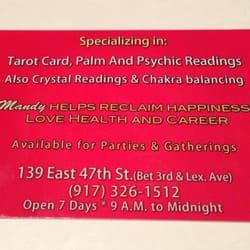 Psychic Reader - Psychics - 250 W 14th St, West Village, New