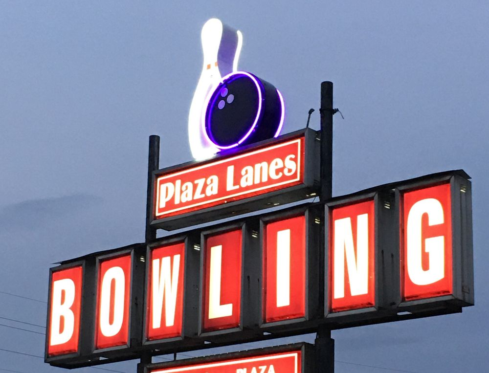 Social Spots from Plaza Bowling Lanes