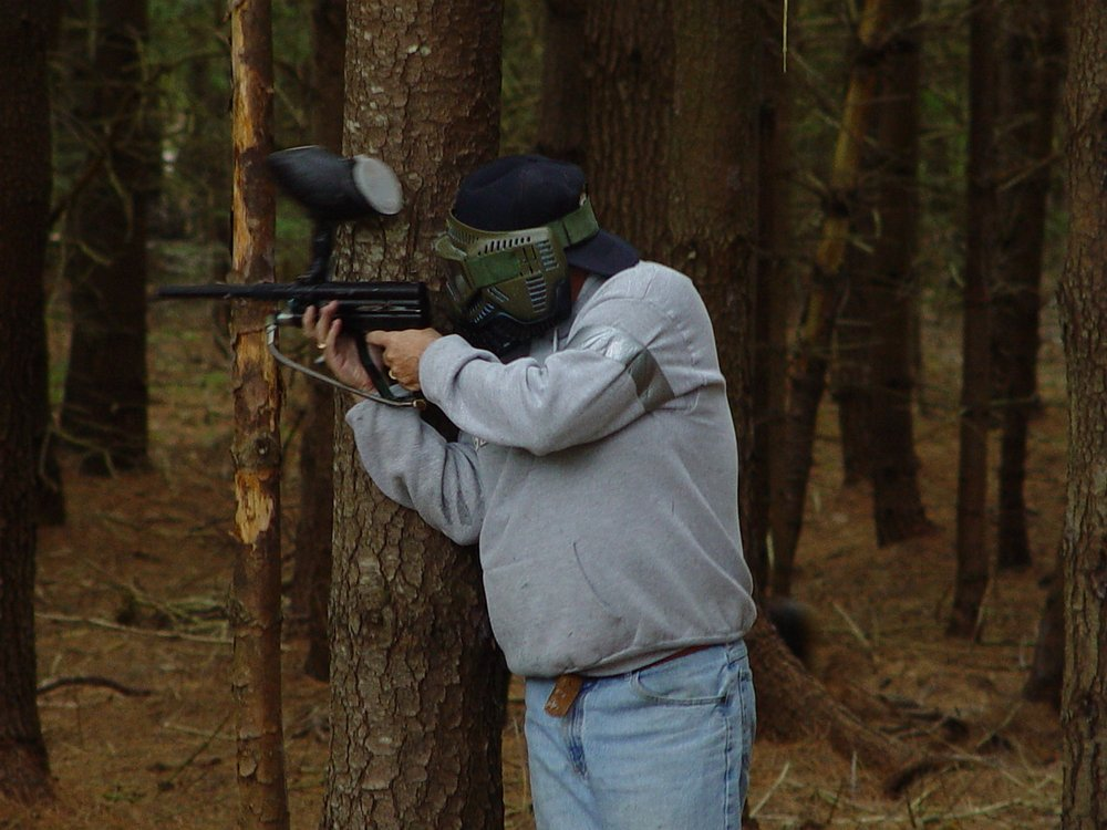 Flying Dutchman Paintball: 73 Sebec Shores Rd, Guilford, ME