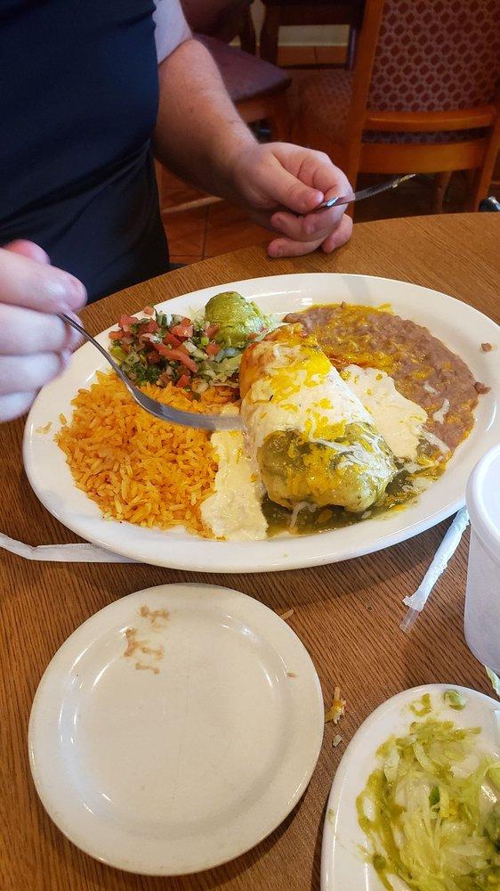 Carrera's Mexican Restaurant: 1603 S Washington St, Kaufman, TX