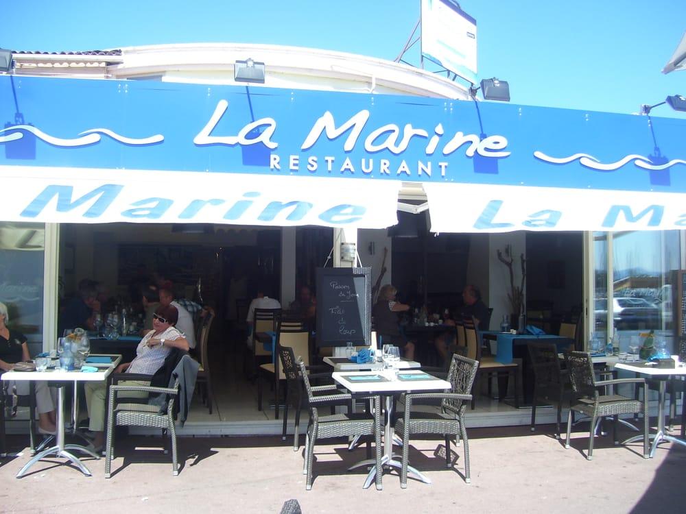 Restaurant La Marine St Cyprien