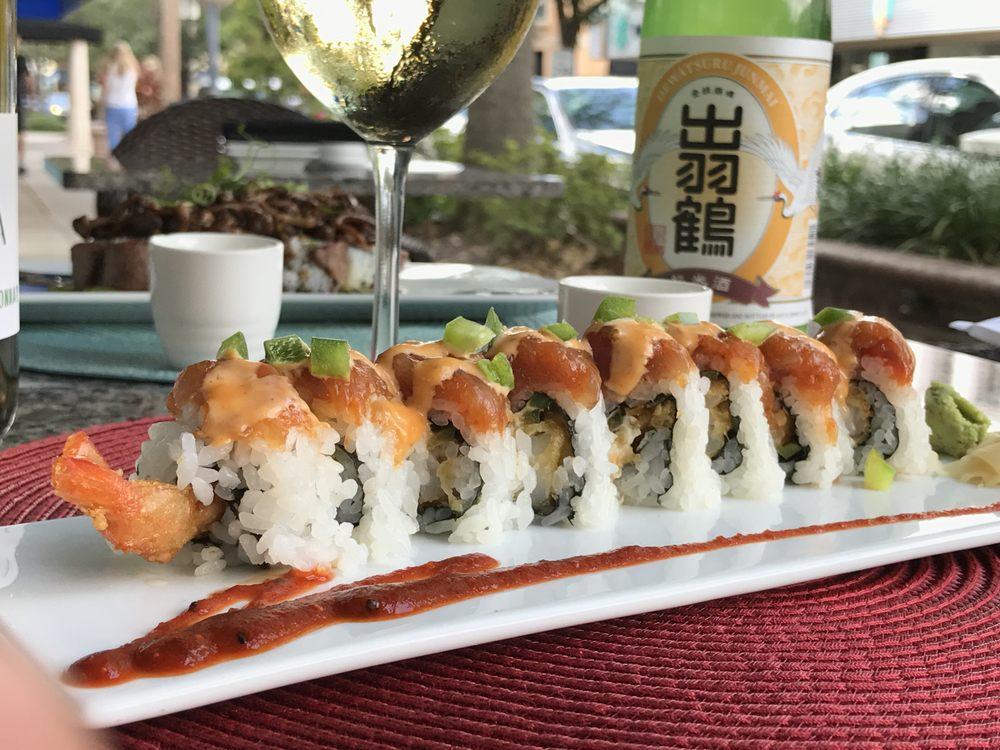 Umi Japanese Restaurant: 525 S Park Ave, Winter Park, FL