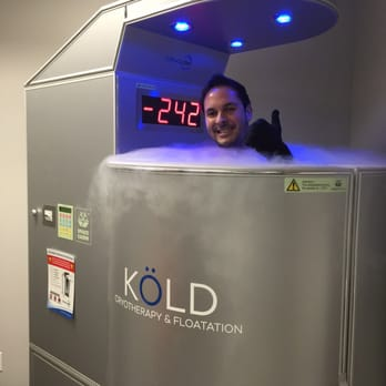 KÖLD Cryotherapy & Floatation - CLOSED - 53 Photos & 11