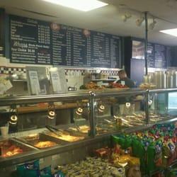 Photo Of Zamboni S Deli Catering Long Beach Ny United States Counter