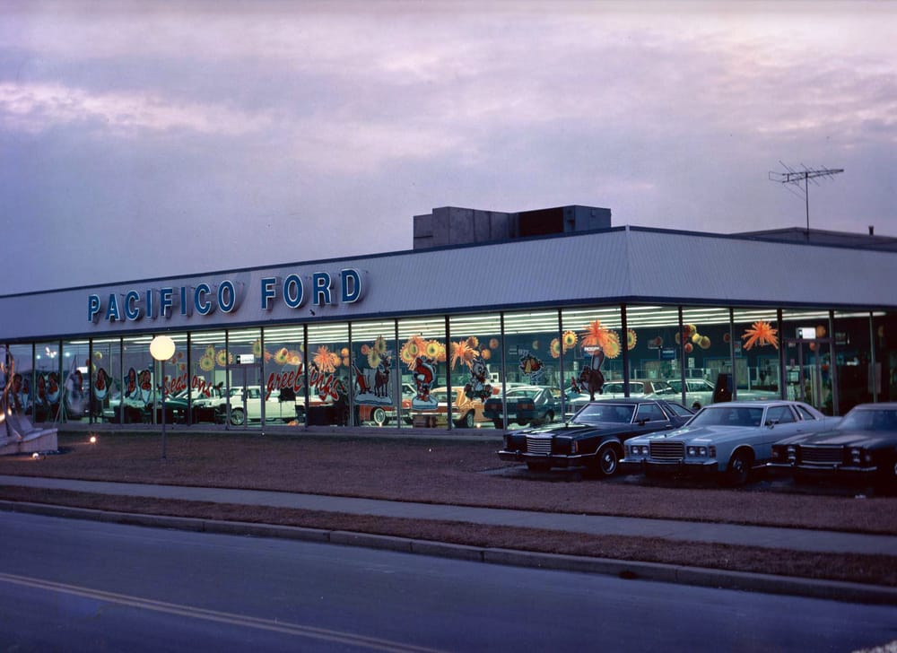 pacifico ford opened as one of the original 5 dealerships on the philadelphia airport auto mall. Black Bedroom Furniture Sets. Home Design Ideas