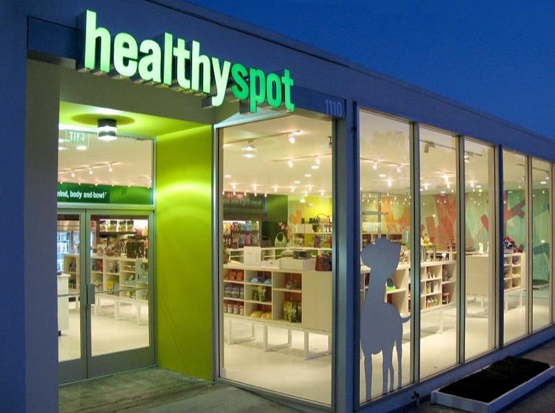 Healthy Spot - Santa Monica