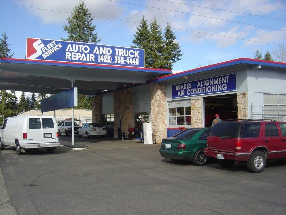 Auto Truck Service - Auto Repair - 3921 Smith Ave, Everett ...