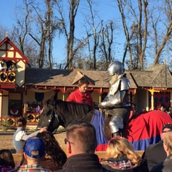 · we like to go every year to the renaissance festival, this year my wife added several more items to her wardrobe, the are a lot of shops, the food there are all types, lots of entertainment, love to watch the jousting, a lot of people /5(97).