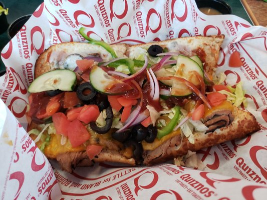 Quiznos Order Food Online 21 Reviews Sandwiches 2339