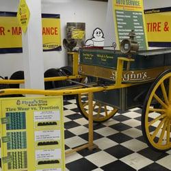 Flynn S Tire Auto Service Auto Repair 7464 W Market St Mercer