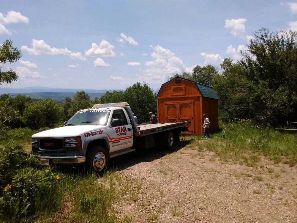 Star Towing And Recovery: 1481 N Yampa Ave, Craig, CO
