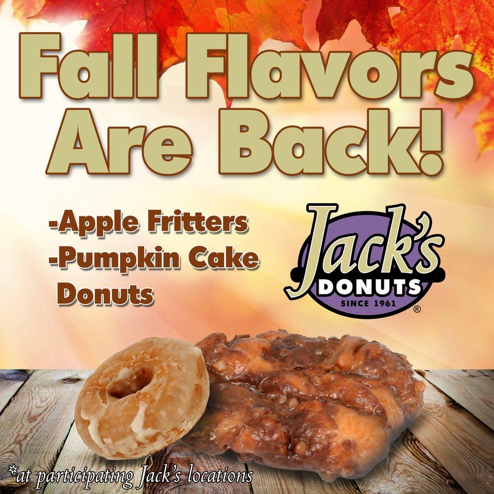 Jacks Donuts: 6731 W Jefferson Blvd, Fort Wayne, IN