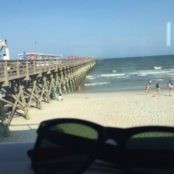 Photo Of 2nd Ave Pier Myrtle Beach Sc United States View