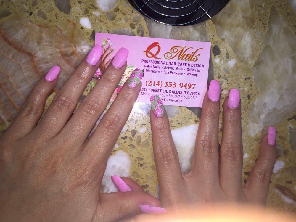 Q Nails - 15 Photos - Nail Salons - 3574 Forest Ln, North Dallas ...