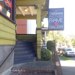 photo of chrisman picture frame gallery portland or united states old