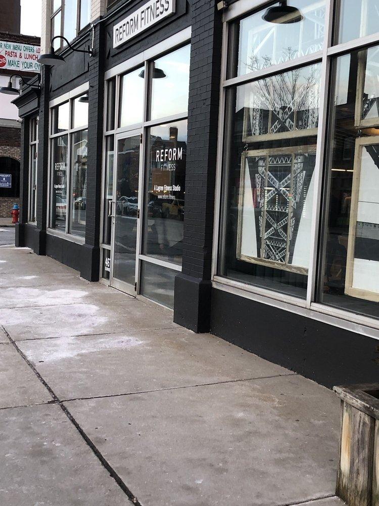 Reform Fitness: 467 Elmwood Ave, Buffalo, NY