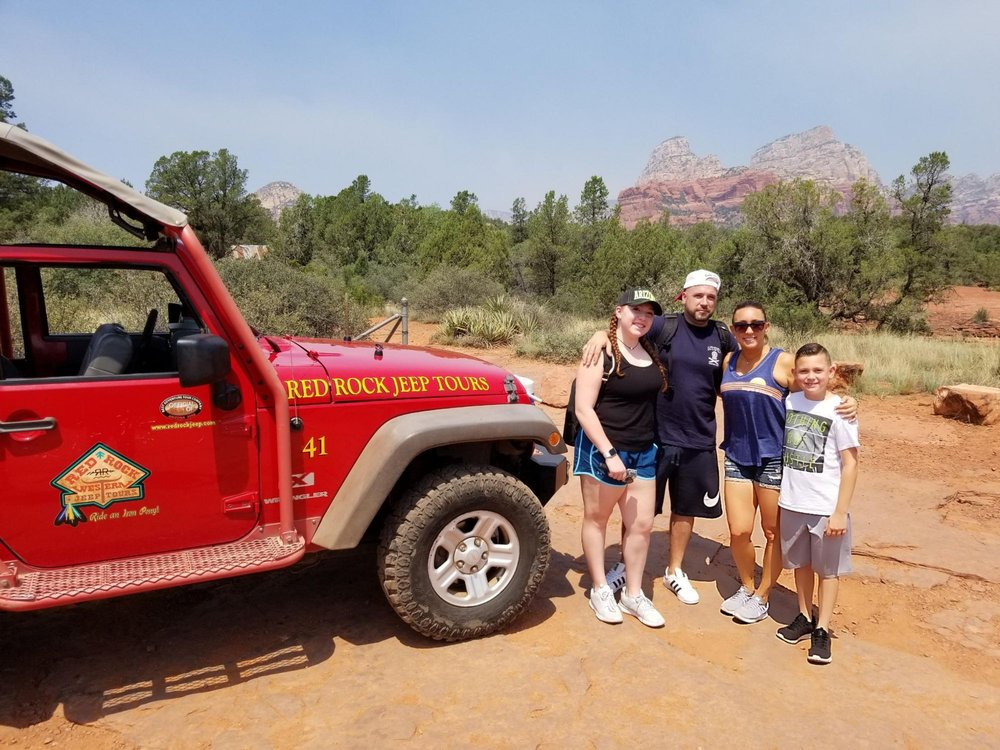 Photo Of Red Rock Western Jeep Tours   Sedona, AZ, United States. Great