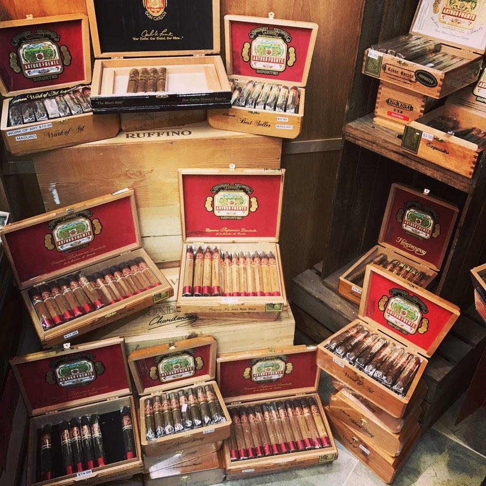 TisMart Cigar Shop: 5501 Bartell Rd, Brewerton, NY