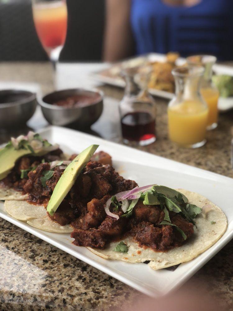Gloria's Latin Cuisine: 152 Fountain Ct, Fairview, TX