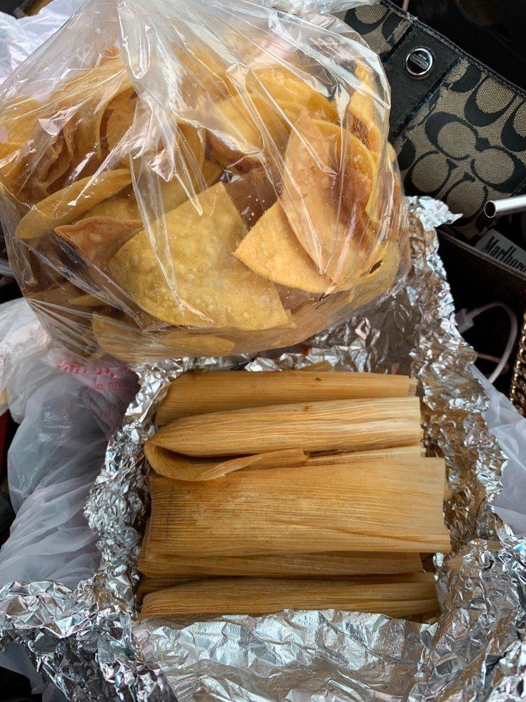 Granny's Tamales Too: 2814 Main St, Ingleside, TX