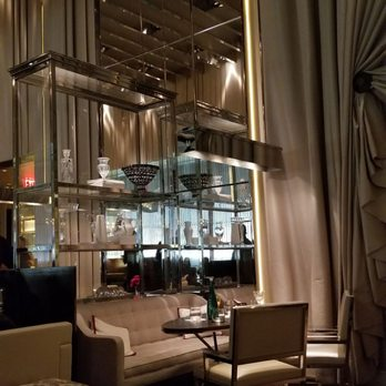 Photo Of Baccarat Hotel New York Ny United States More Seating Outside