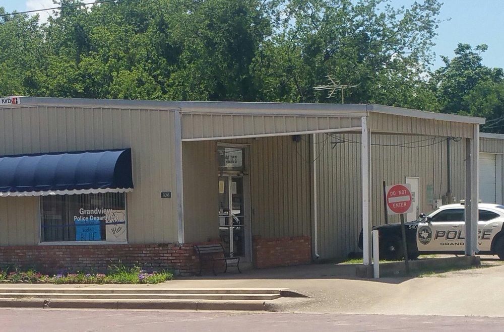 Grandview City Of Police Dept: 306 East Criner St, Grandview, TX