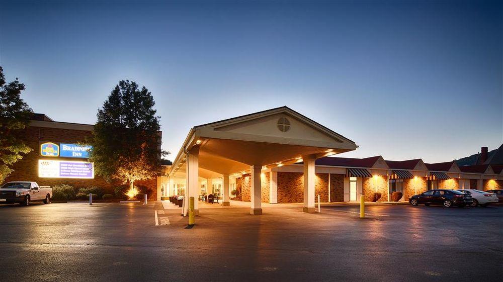 Best Western Plus Bradford Inn: 100 S Davis St, Bradford, PA
