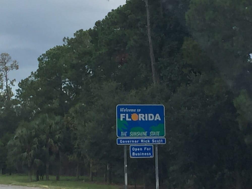 Florida Welcome Center: 6982 Lake Park Bellville Rd, Lake Park, GA
