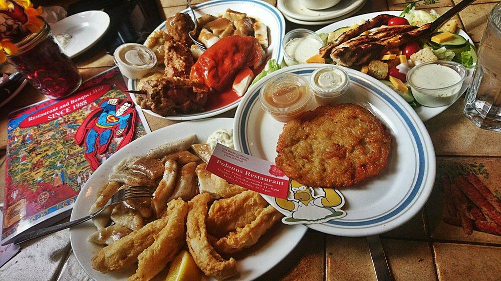 Polonus Restaurant: 1744 Biddle Ave, Wyandotte, MI