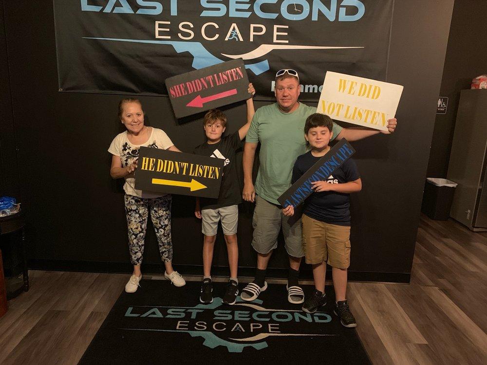 Last Second Escape: 11001 Midlothian Turnpike, Richmond, VA