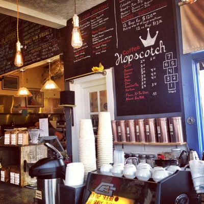 Hopscotch Coffee Bar
