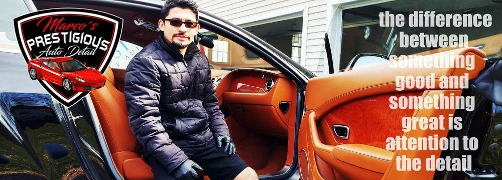 Marco's Prestigious Auto Detail: 130 Boston Post Rd, East Lyme, CT