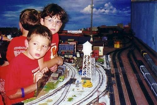 Houston Railroad Museum