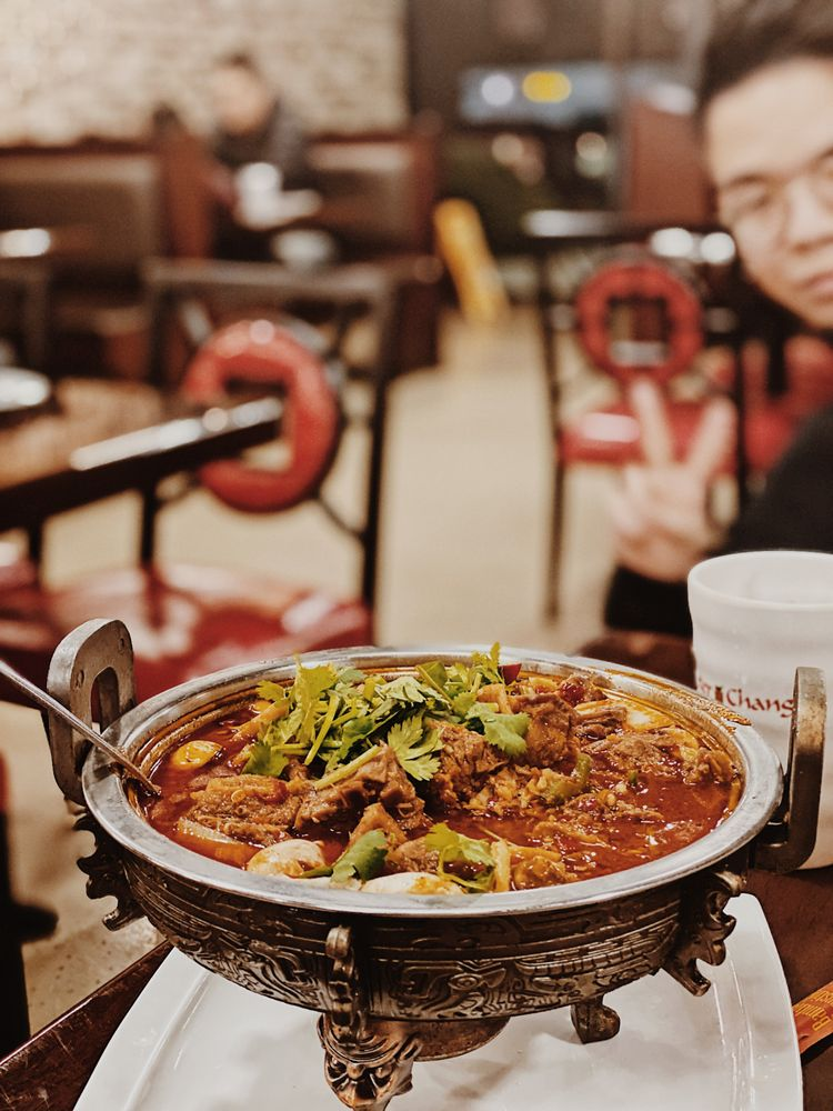 Food from Fire Stone Chinese Cuisine