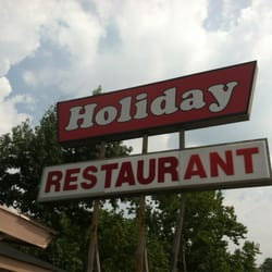 Photo Of Holiday Restaurant Rockingham Nc United States Sign Off Road