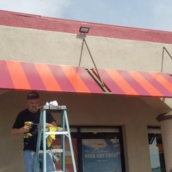 Photo Of JC Awning Services   Pacoima, CA, United States. Comercial Awning