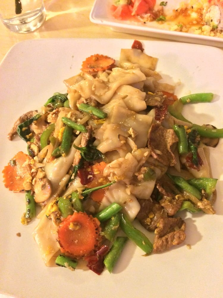 Pad Kee Mao Delicious Yelp