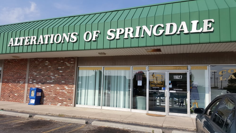Alterations of Springdale: 11627 Springfield Pike, Cincinnati, OH