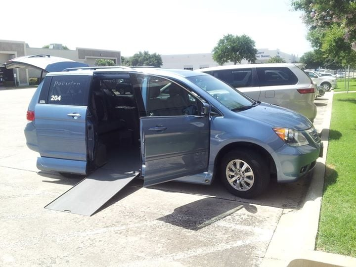 Premier Accessible Van Rental: 9600 Helms Trl, Forney, TX