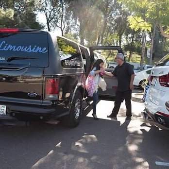 Photo of Royalty Limousine - San Diego, CA, United States. If you're lucky, Ali (owner) will be your driver and destination extraordinaire!