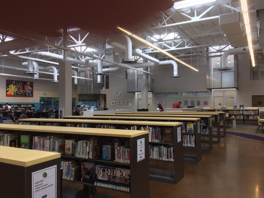 fresno county public library 12 foton bibliotek 3040