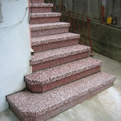 Photo Of Associated Terrazzo Company   San Francisco, CA, United States.  New Steps
