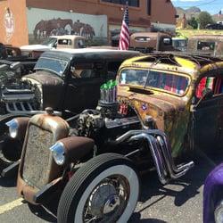 The Great American Rockabilly Riot Festivals El Paso TX Phone - Car show el paso