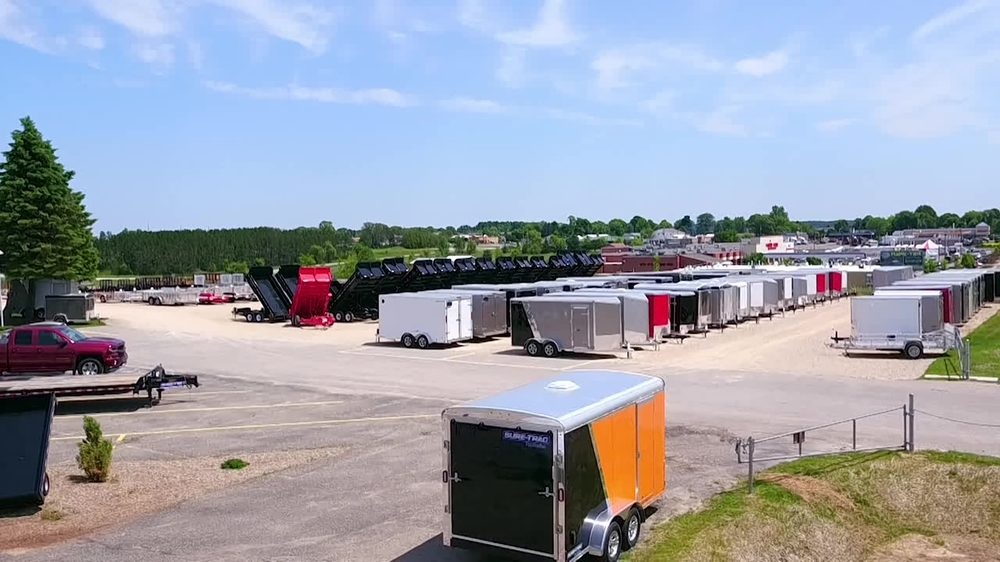 Michigan Trailers: 4288 US 31 S, Traverse City, MI