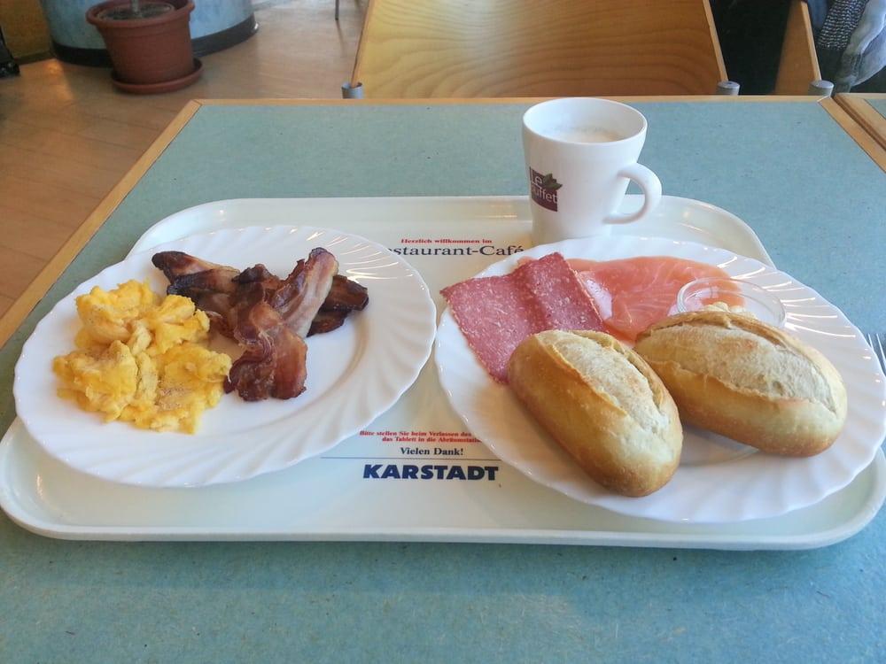 Karstadt frühstück