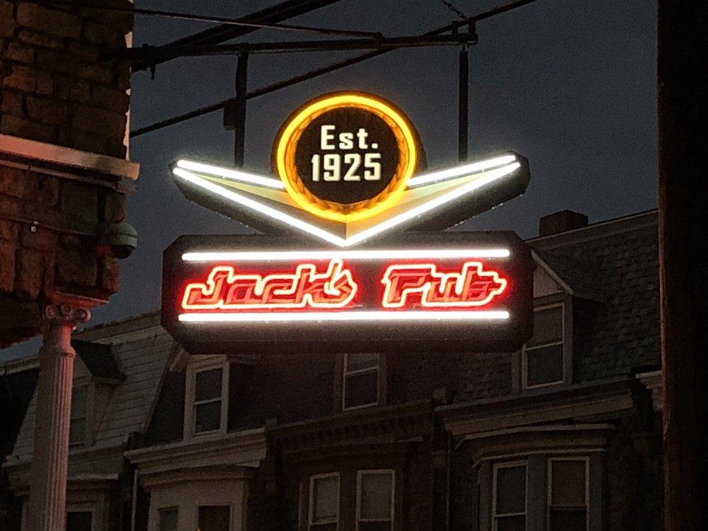 Social Spots from Jack's Pub