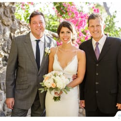 photo of wedding pastor dave page westlake village ca united states chris