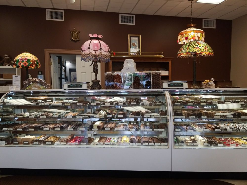 Golden Turtle Chocolate Factory: 120 S Broadway St, Lebanon, OH