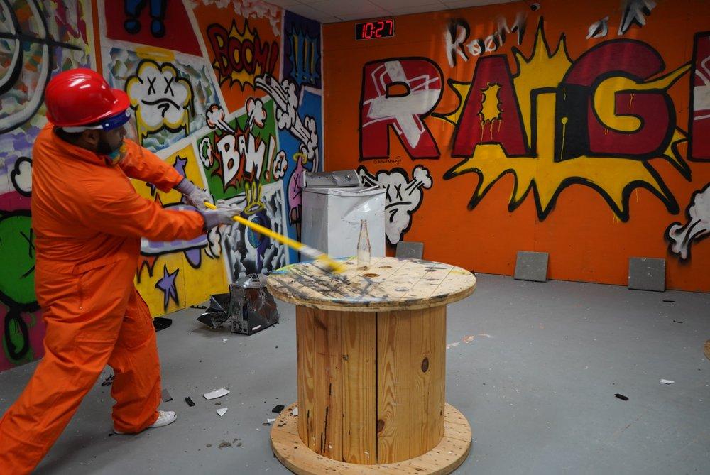 Room of Rage: 154 Lafeyette Ave, Laurel, MD